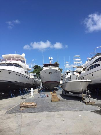 1989 Broward Motor Yacht Broker Buy