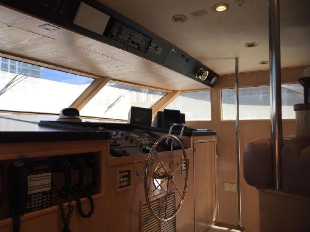 1989 Broward Motor Yacht BoatsalesListing Brokerage
