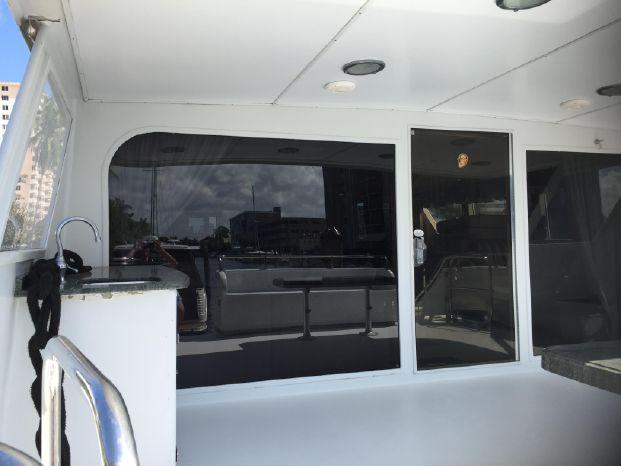 1989 Broward Motor Yacht BoatsalesListing Broker