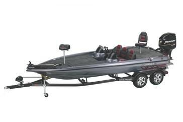 2018 Charger Bass Boat 596