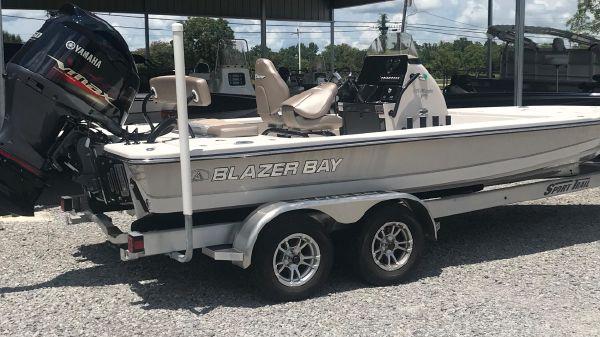 Blazer 675 Ultimate Bay