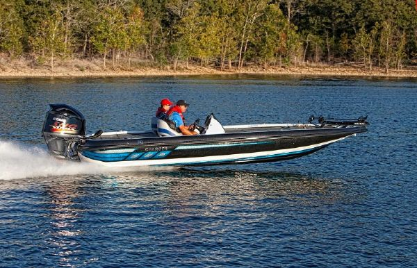 2018 Charger Bass Boat 797