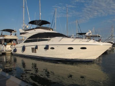 2009 Princess<span>54 Flybridge</span>
