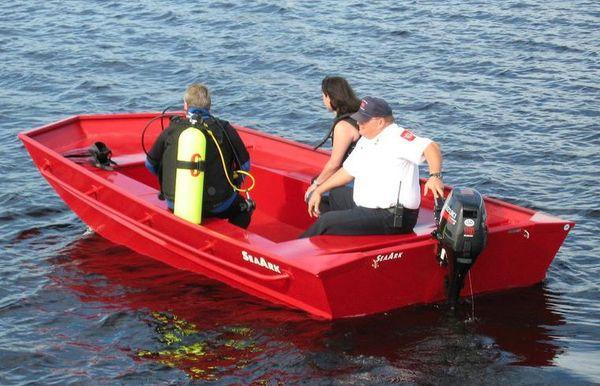 2021 SeaArk 1660 MVT Rescue