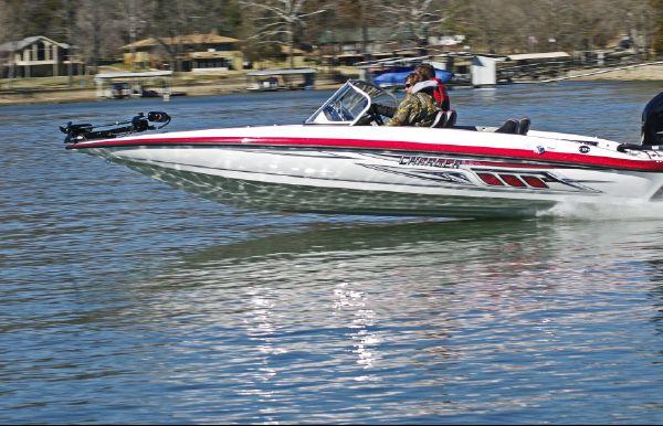 2018 Charger Fish & Ski 475