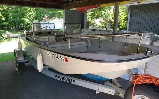 Boston Whaler Montauk Super Sport