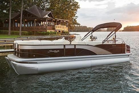 2017 Sweetwater Premium Edition 255 CB