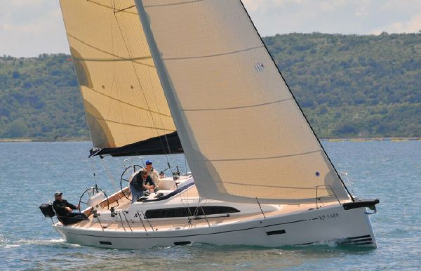 2018 X-Yachts Xp 38