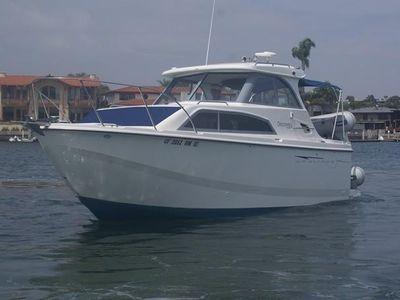 2007 Bayliner<span>2452 Classic Cruiser</span>