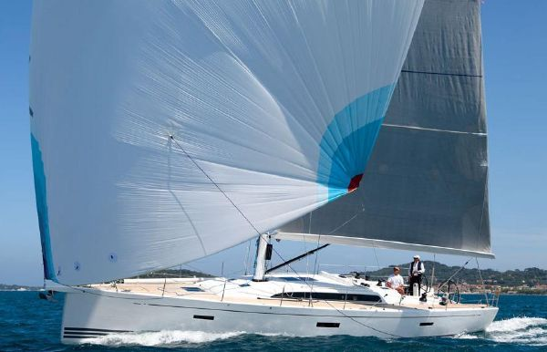 2018 X-Yachts Xp 50