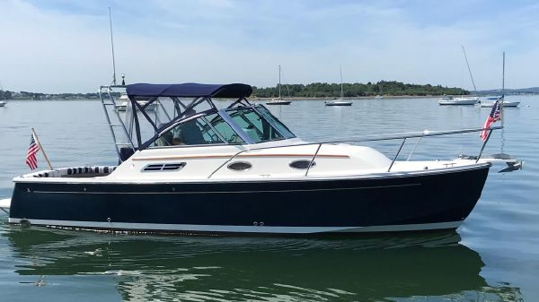 Back Cove 26' Express