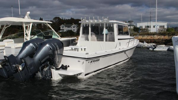 Steiger Craft 31 Fisherman