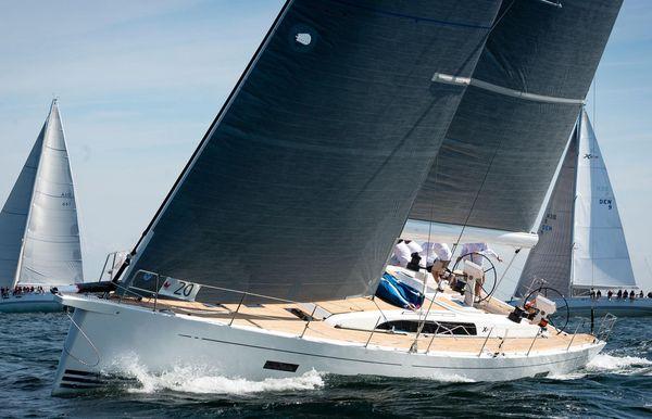 2019 X-Yachts Xp 55