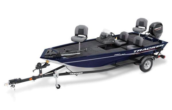 2020 Tracker Pro 170