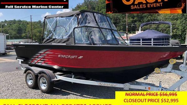 Starcraft 196 Fishmaster