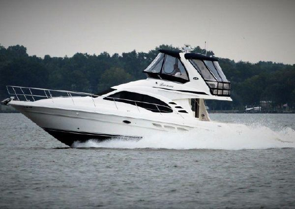 Sea Ray 420 Sedan Bridge image