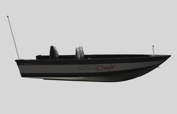 2022 Alumacraft Competitor Shadow Sport 205