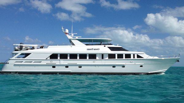 Hatteras Raised Pilothouse MY 114' Hatteras Motor Yacht