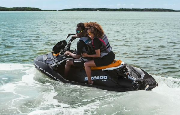 2021 Sea-Doo Spark 2up