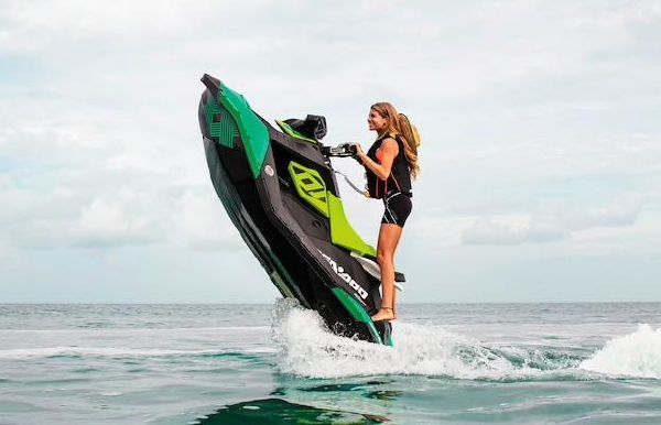 2021 Sea-Doo SPARK TRIXX 3up