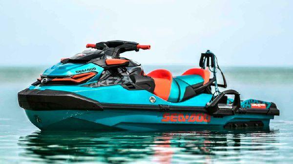 Sea-Doo Wake Pro 230 Manufacturer Provided Image