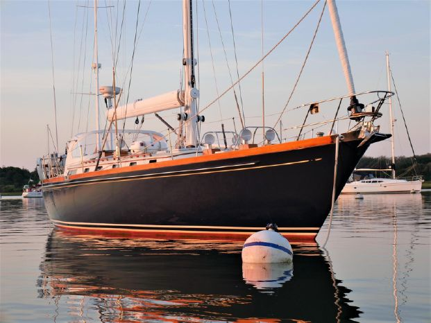 1983 Little Harbor 50 CB Sloop