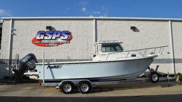 PARKER BOATS 2320 SL Sport Cabin