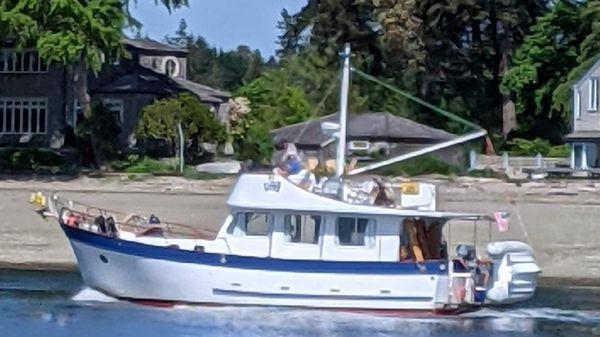 Davis Europa Sedan Trawler