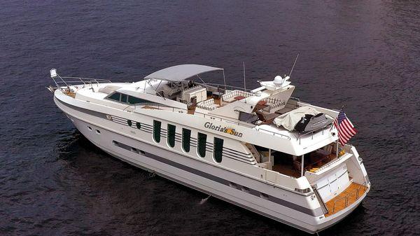 Monte Fino 94 Motor Yacht