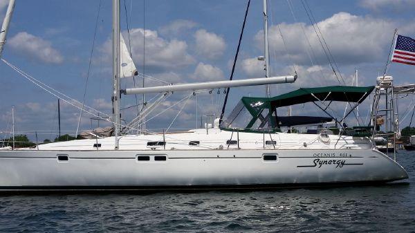 Beneteau America 461 - 2 Cabin