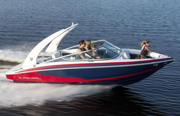 2018 Regal 2100 Bowrider