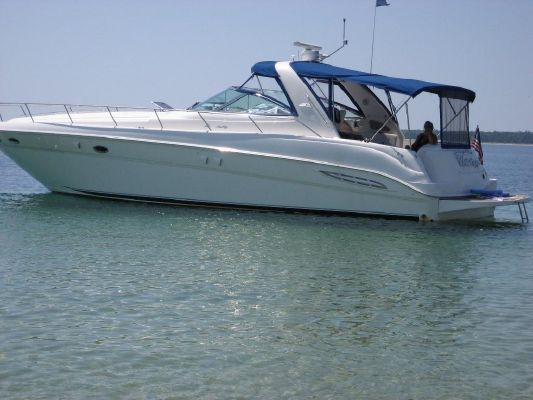 Sea Ray 460 Sundancer - main image