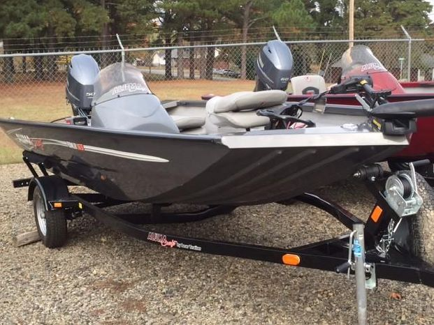 2018 Alumacraft Prowler 165 Heber Springs Arkansas