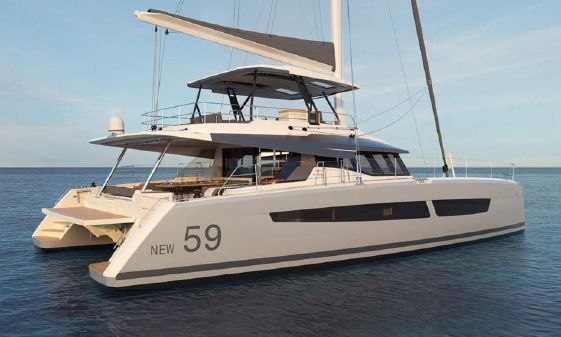 Fountaine Pajot New 59 image