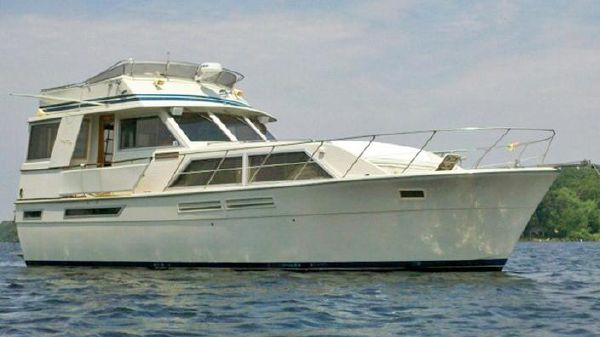 Uniflite 46 Motor Yacht