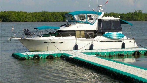 Ocean Alexander 460 Sun Deck