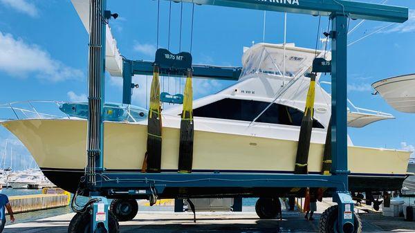 Ocean Yachts 48 Sport