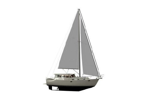 Island Packet 42 Motor Sailer image