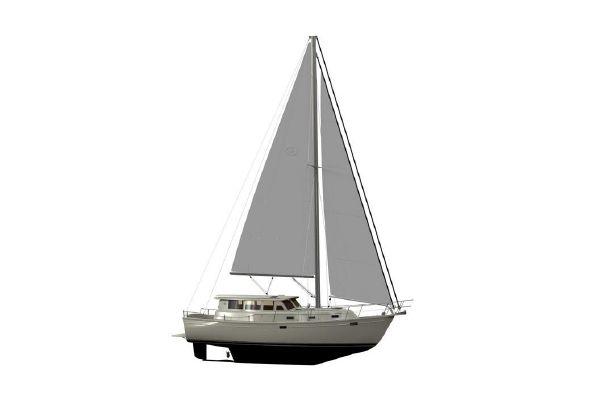 Island Packet 42 Motor Sailer - main image