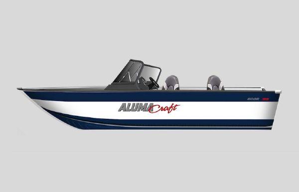 2022 Alumacraft Edge 185 Sport