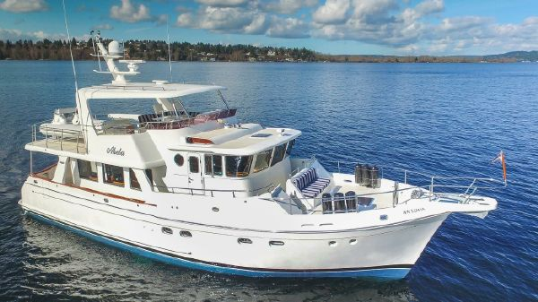 Selene 54 DH Ocean Trawler