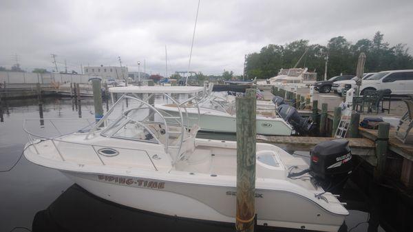 Sea Fox 216 Walkaround Port View