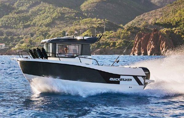 2021 Quicksilver 605 Pilothouse