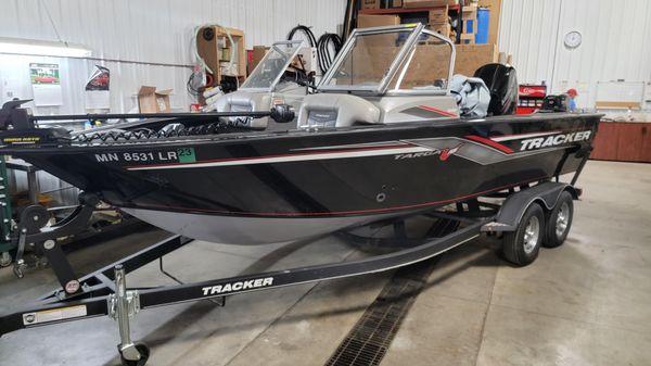 Tracker Targa 18 WT