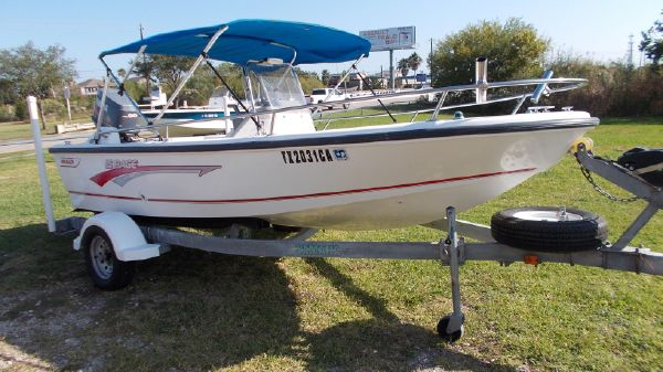 Boston Whaler 15 90HP YAMAHA GPS/FISH FINDER COMBO