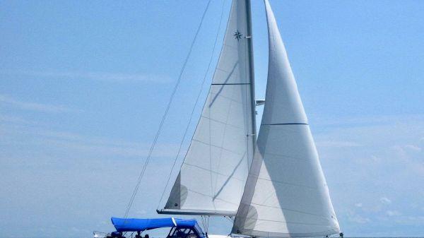 Jeanneau 45 DS Jeanneau 45 DS Sailing