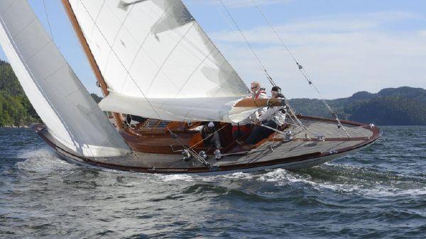 Classic Johan Anker & Jensen 10mCR