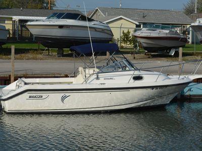 1999 Boston Whaler<span>23 Conquest</span>