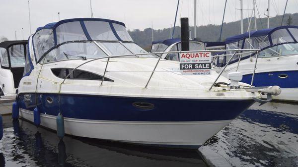 Bayliner 285 Bayliner 285 starboard