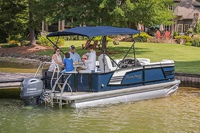 2017 Aqua Patio 195 CB